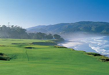 A Golf Incentive in Pebble Beach