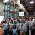 Feeding America Volunteers
