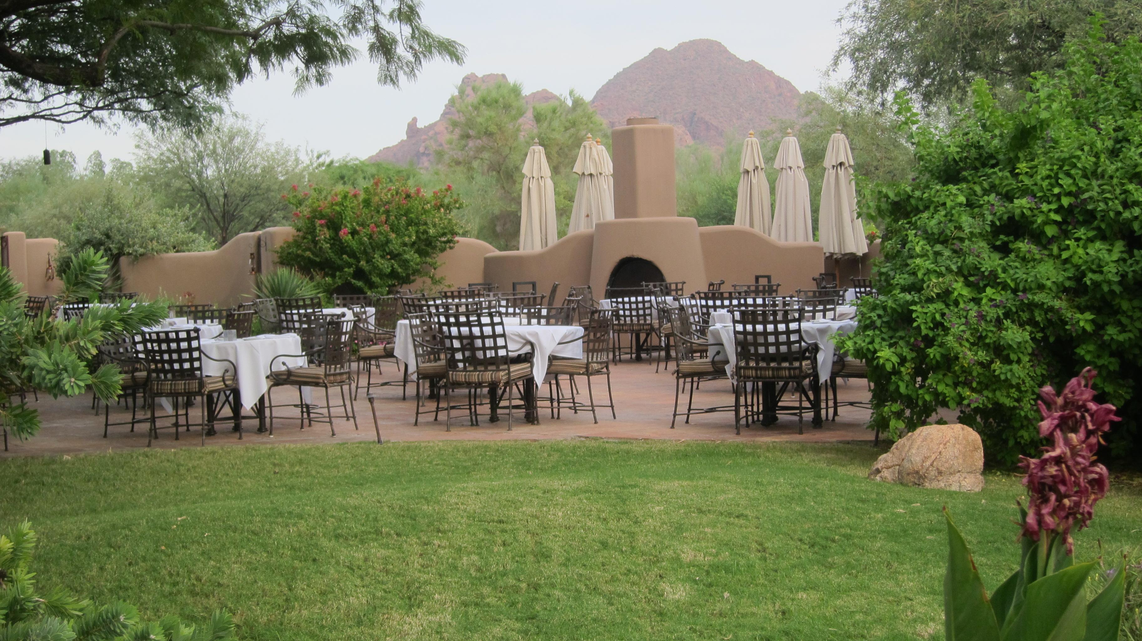 The Perfect Setting in Arizona