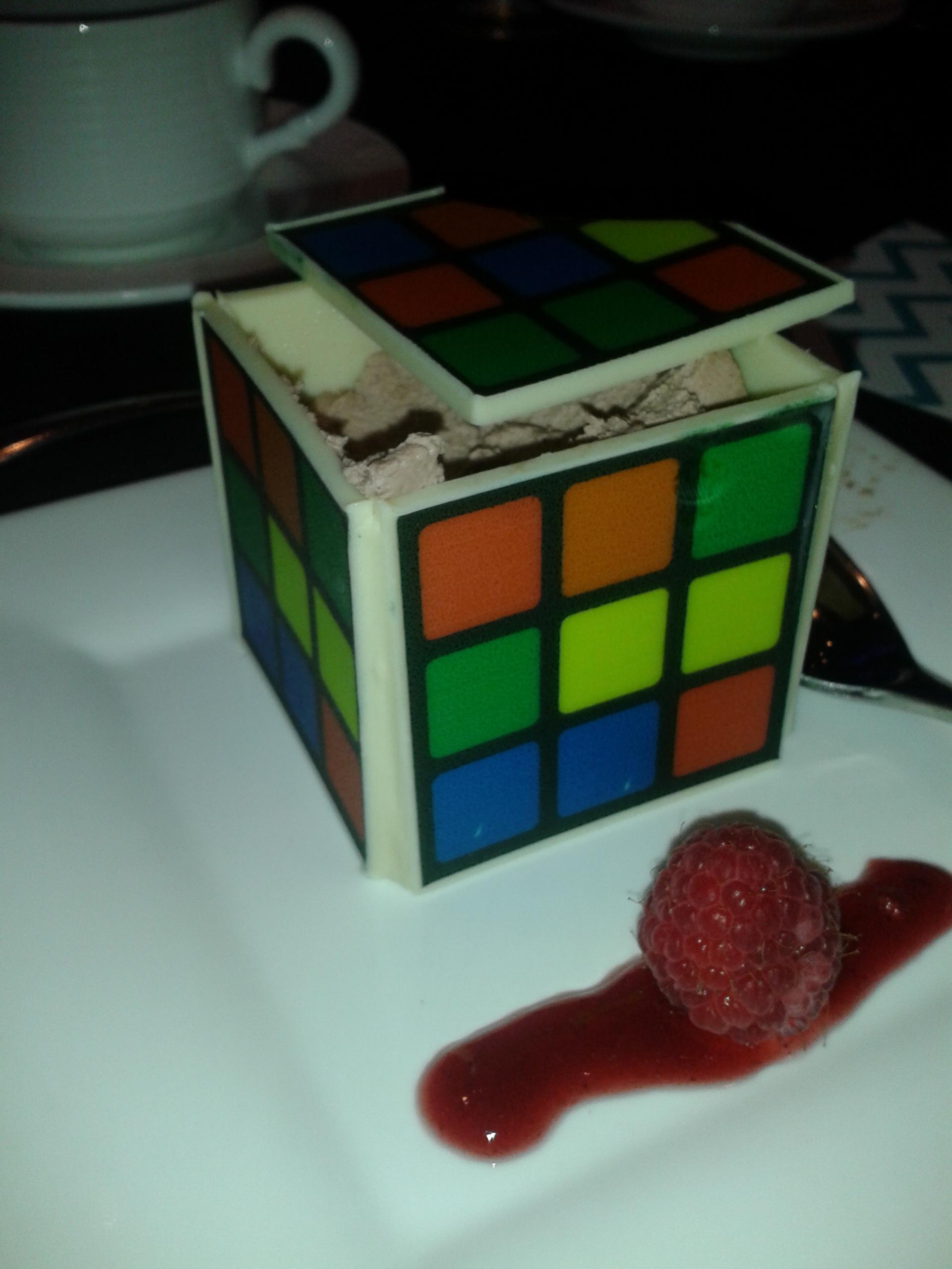 80s Theme Dessert