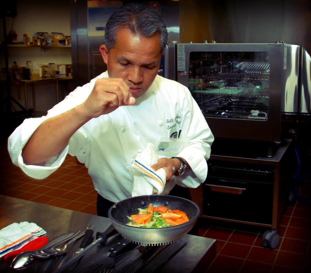 Port of San Diego 2013 Top Green Chef Winner