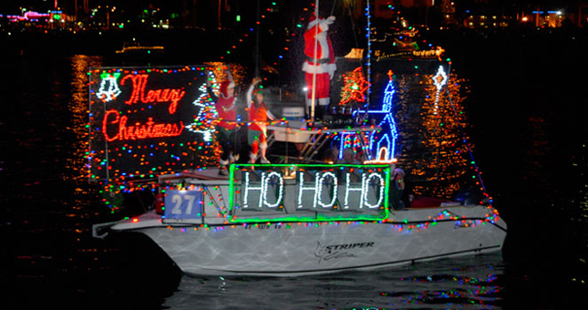 San Diego's Parade of Lights