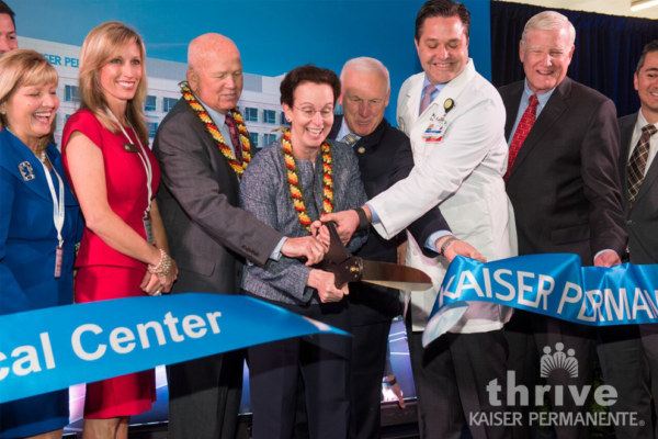 Kaiser Permanente San Diego Medical Center Grand Opening