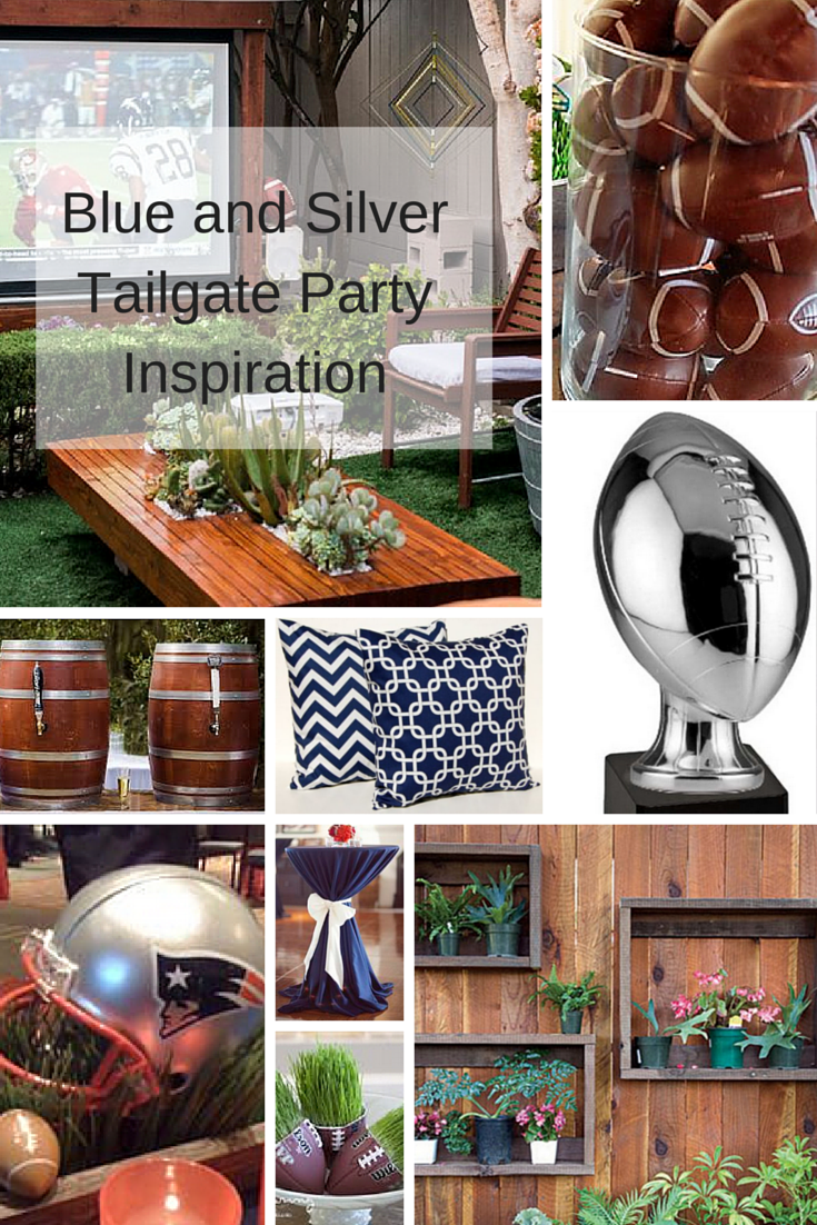 8 Great Ideas for your Tailgate Party Theme and Decor