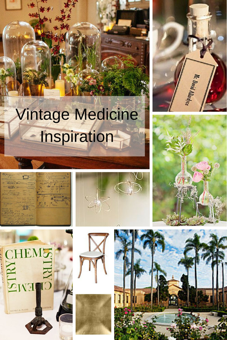 8 Ideas for a Vintage Marie Curie Themed Lunch or Garden Party
