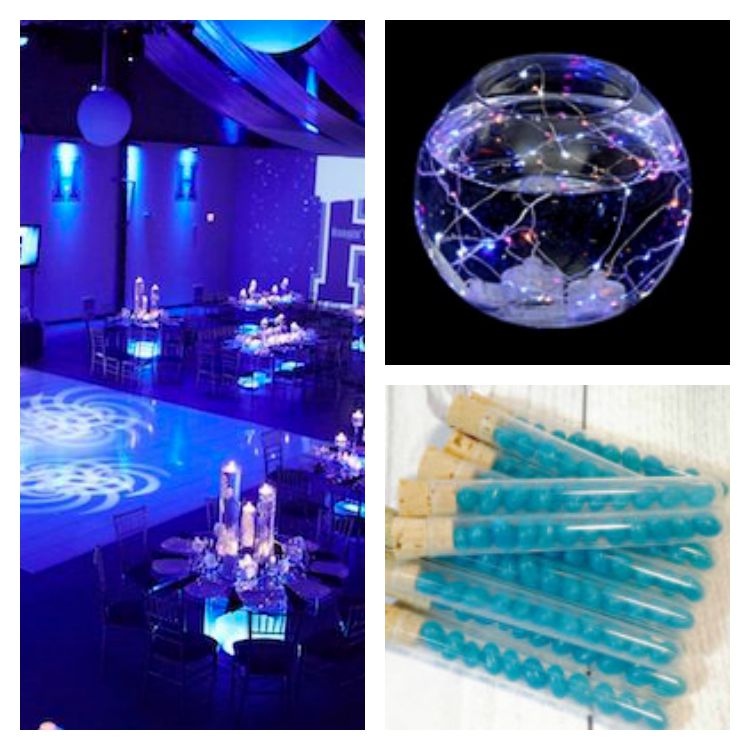 10 ideas for a futuristic laboratory themed event | right hand events