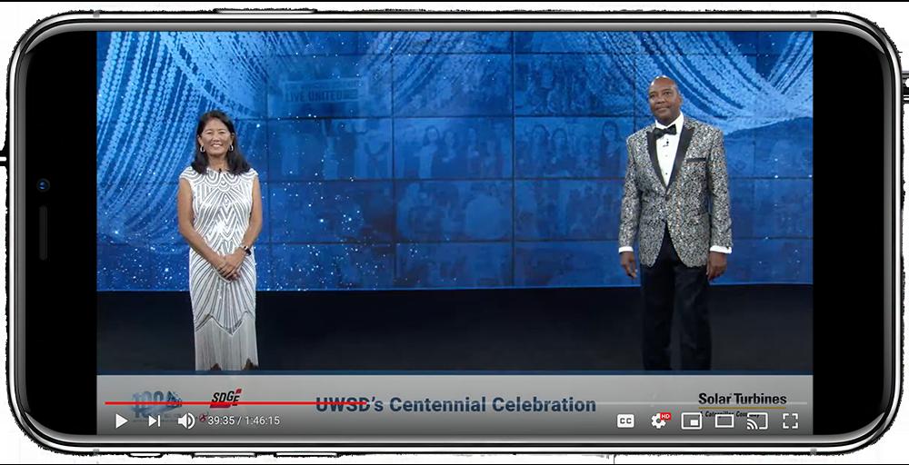 United Way of San Diego Centennial Gala